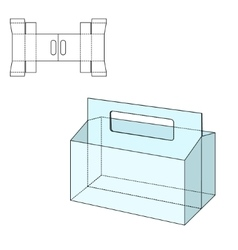 Folding Pack 30 vector