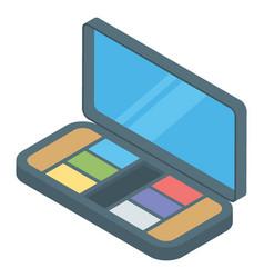 Make up kit vector