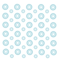 Flowers wallpaper background design vector