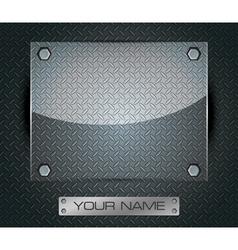 Glass Round Fiber Advertising Background 01 vector image
