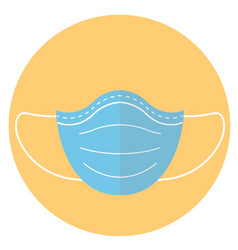 Protective mask vector
