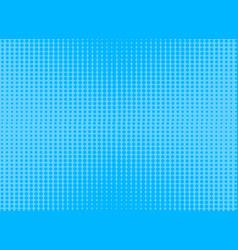 Retro comic blue dot background raster gradient vector