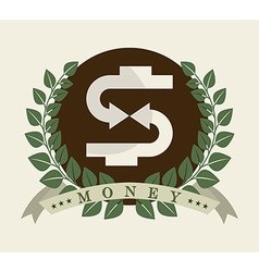 money design vector image