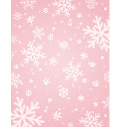 snowflake background pink vector images over 1 600
