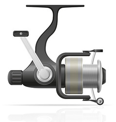 Spinning reel vector
