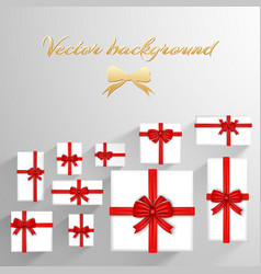 festive celebrating template vector image