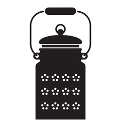 CookieContainer vector image