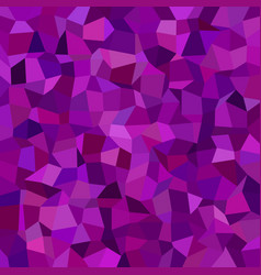 Geometric rectangle mosaic background - polygonal vector