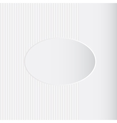 white paper stripe background vector image