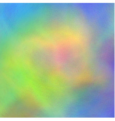Iridescent interference a television signal vector