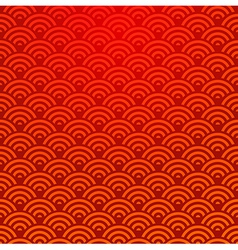 Seamless Chinese background vector