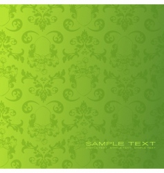 wallpaper flower background vector image vector image