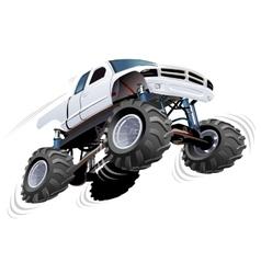 Monster Truck vector image vector image