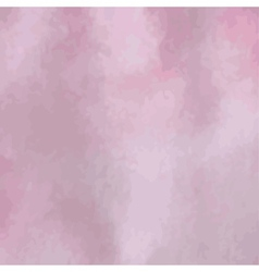pink watercolour background vector image