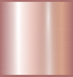 gradient of rose gold vector image