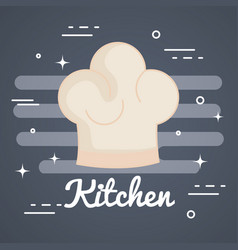 Colorful kitchenware design vector