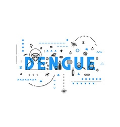 Design concept virus of dengue vector