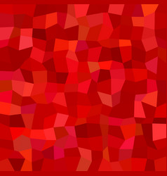 Geometrical polygon tile mosaic background vector