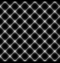 squares with grayscale fills repeatable pattern vector image