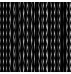 Black carbon weave background vector