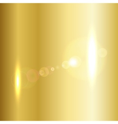 Gold texture seamless pattern Light realistic vector image vector image