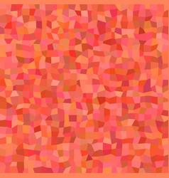 Abstract irregular rectangle mosaic background vector