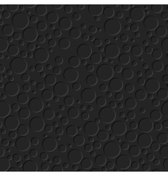 Seamless texture with circle Abstract background vector image