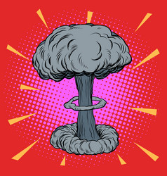 Atomic explosion radioactive vector