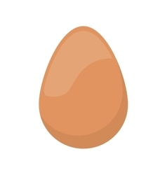 Full color with colorado egg vector