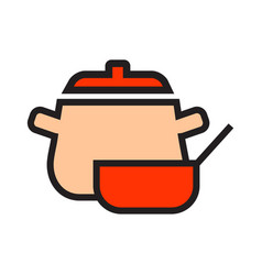 kitchenware icon suitable for info graphics vector image