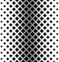 Black and white vertical square pattern background vector