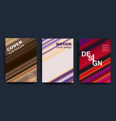 minimal covers design cool gradients vector image
