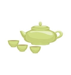 Tea Ceremony Japanese Culture Symbol vector