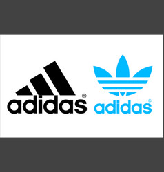 Adidas logo image vector