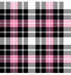 Tartan plaid vector pattern vector