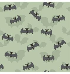 Cartoon Bats Seamless vector image vector image