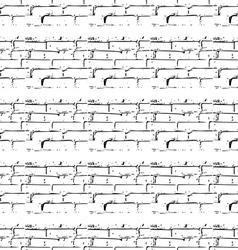 Brickwork vector image