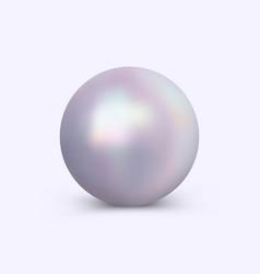 Pearl elegant design element vector