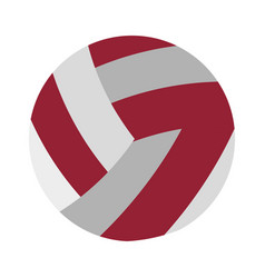 Voleyball ball sport vector
