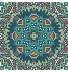 abstarct geometric seamless pattern vector image vector image