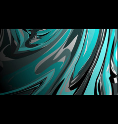 abstract marble background colorful paint fluid vector image