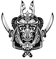 Tattoo mask vector