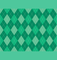 Argyle pattern seamless fabric texture background vector