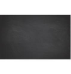 black chalkboard background texture v2 vector image