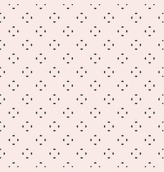 universal seamless pattern simple minimalist vector image