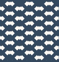 geometrical ornament vector image