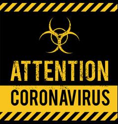 Quarantine sing stop pandemic coronavirus covid19 vector