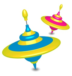 whirligigs vector image vector image