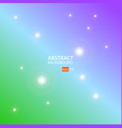 greenbluepurple abstract background vector image