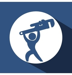 Tools concept design vector image